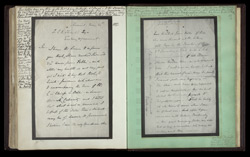 Letter by Sir Theophilus John Metcalfe (1828-83), son and heir to Sir Thomas T. Metcalfe, and Magistrate in Delhi, to C.B. Thornhill, Secretary to Government at Agra